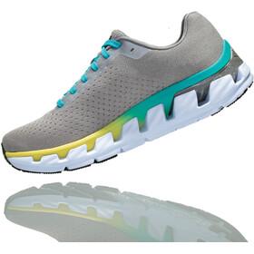 Hoka One One Elevon Chaussures de trail Femme, lunar rock/silver sconce